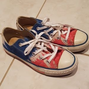 Limited 2008 Converse Grateful Dead woman shoes